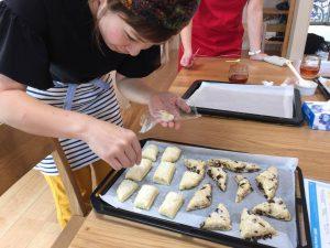 パン教室写真4